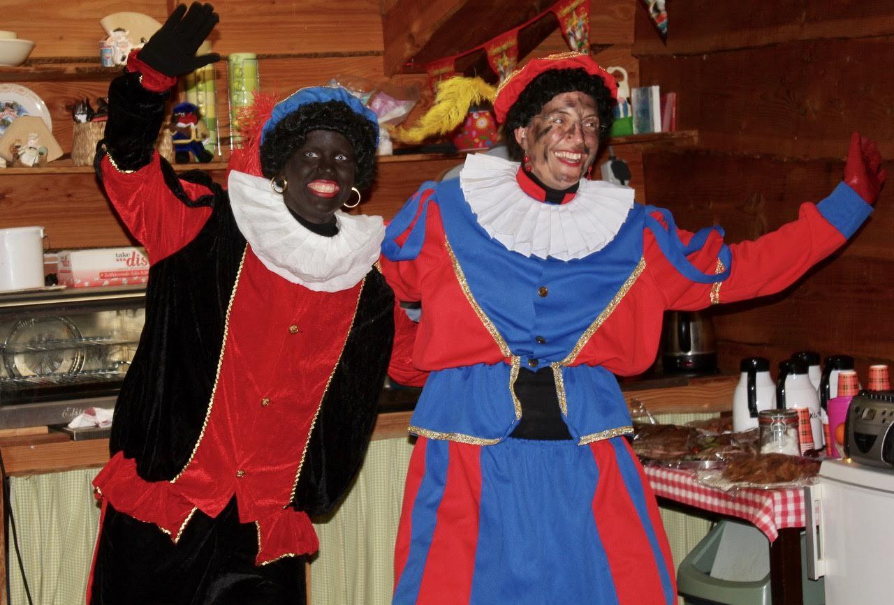 Dansende Pieten Sinterklaasfeest 2016